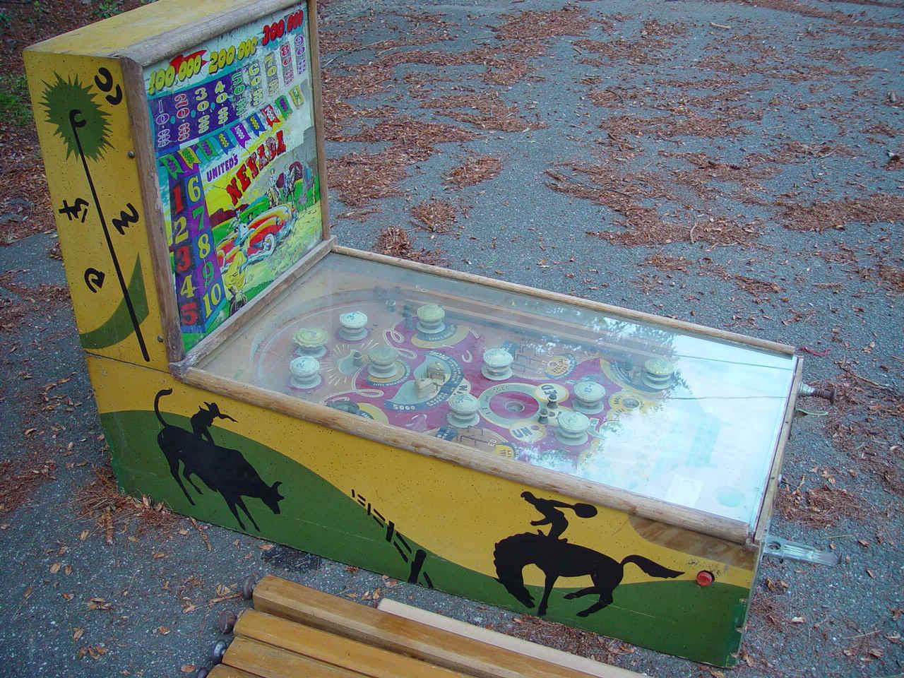 pinball machine for sale in massachusetts